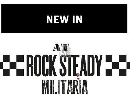 NEW in at Rocksteady militaria