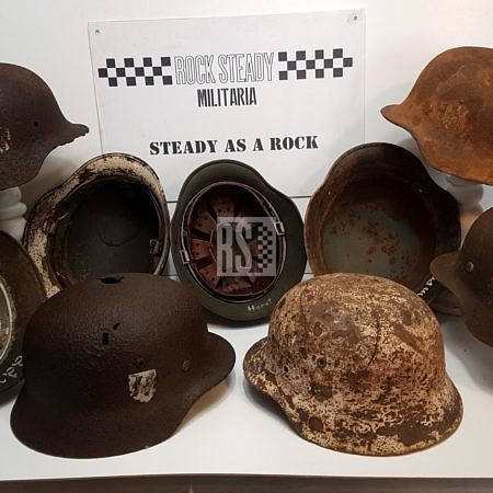 german helmets caps visors etc