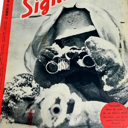 Signaal magazines