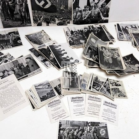 Sammelwerk bild photos cigarette cards
