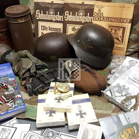 field Equipment, gasmasks, boxes tools etc etc