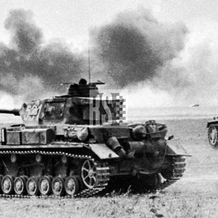 Panzers tracks armoured