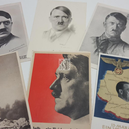 Adolf Hitler Postcard photos and more